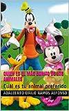Libros PDF Quien es el mas bonito de los Animales Cual es tu animal preferido Cuentos Cortos nº 111 (PDF y EPUB) Descargar Libros Gratis