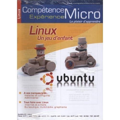 Ubuntu : Linux, un jeu d'enfant de Amberg, Eric (2007) Broché