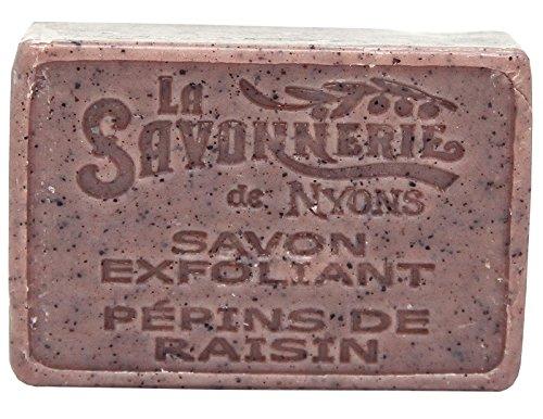 La Savonnerie de Nyons Traubenkern Peeling, Mehrfarbig, 100g -