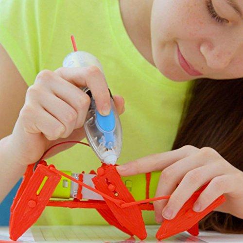 3Doodler Start 3D Stift-Set Robotics 3DS-ROBP-DEF-R Druckstift Kinder Spielzeug - 2
