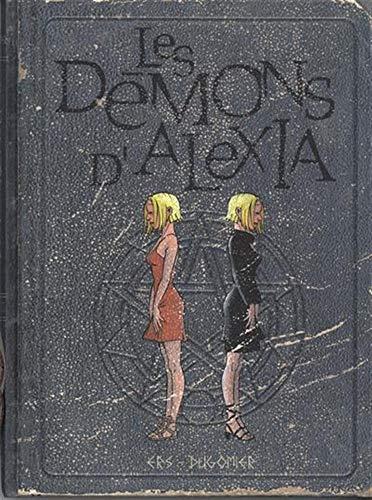 Les démons d'Alexia - L'intégrale - tome 2 - Les démons d'Alexia T2 (T5 à T7) par Dugomier,Ers