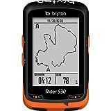 Unbekannt Bryton Rider 530E GPS Radfahren, schwarz/orange, Einheitsgröße - 4