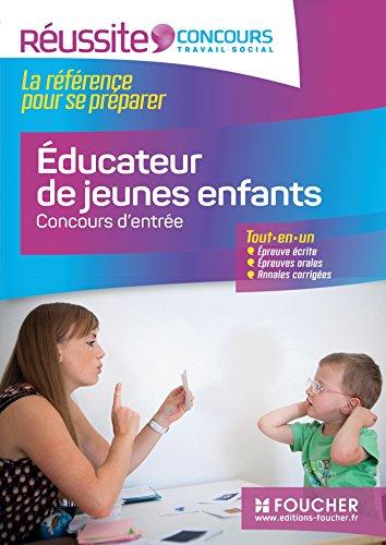 Educateur de jeunes enfants - Concours d'entrée - Nº37