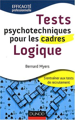 Tests psychotechniques pour les cadres : logique