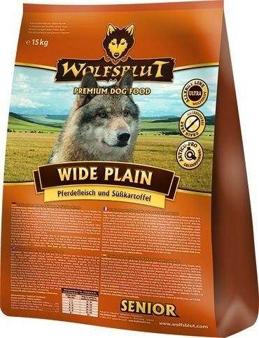 Wolfsblut | Wide Plain Senior | 15 kg