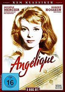 Angelique - Die Komplette Filmreihe [5 Disc Set]: Amazon