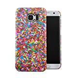 Best Hard Candy candy bar - Candy Sprinkles Samsung Galaxy S6 EDGE Snap-On Hard Review