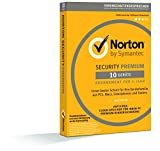 Norton Security Premium Antivirus Software 2018 / Zuverl�ssiger Virenschutz (Jahres-Abonnement) f�r bis zu 10 Ger�te inkl. Familienschutz (Kindersicherung) / Download f�r Windows, Mac, Android & iOS Bild