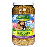 Verm-X Herbal Nuggets for Rabbits, Guinea Pigs & Hamsters (180g) (Multicoloured)