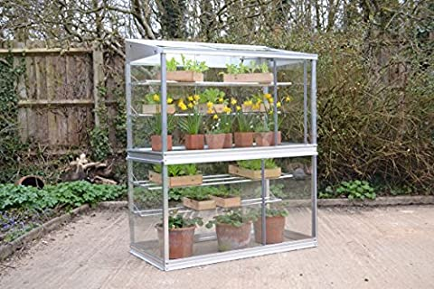 Deluxe Access Growhouse, Mini Greenhouse, Cold Frame