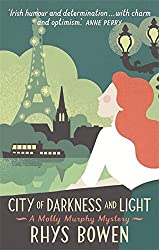 City of Darkness and Light (Molly Murphy) by Rhys Bowen (2016-11-03)