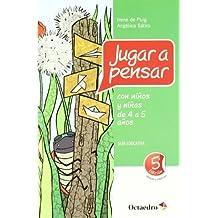 Jugar a pensar con niño de 4-5 años (Proyecto Noria) - 9788499211763