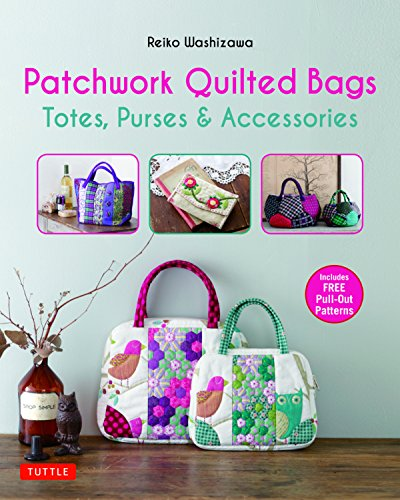 Patchwork Quilted Bags: Totes, Purses and Accessories -