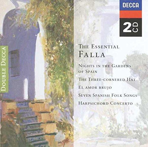 Essential de Falla-Works-9 [Import anglais]