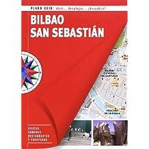 Bilbao/San Sebastián - PLANO-GUIA (SIN FRONTERAS)