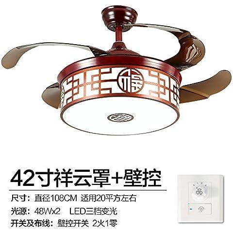 Il cinese Ventilatore da soffitto LED luce