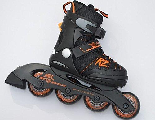 K2 Inline Skate Kinder Merlin Jr. 2016/2017