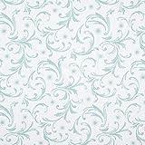 Fabulous Fabrics Dekostoff Halbpanama Sternenornament