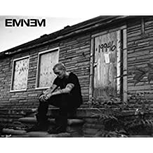 GB Eye, Eminem, LP 2, Mini poster, 40 x 50 cm