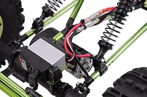 RC Auto kaufen Crawler Bild 4: Amewi 22092 - Crawler Spirit M1:8, 2.4 GHz, 4WD, RTR*
