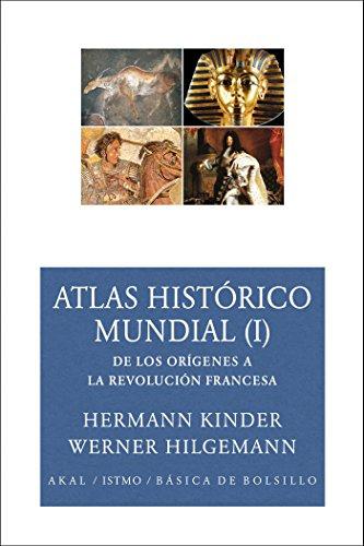 Atlas histórico mundial I: 1 (Básica de Bolsillo) por Werner Hilgemann