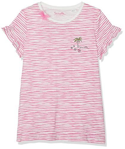 Sanetta Mädchen T-Shirt, Beige (Ivory 1829), 140 -