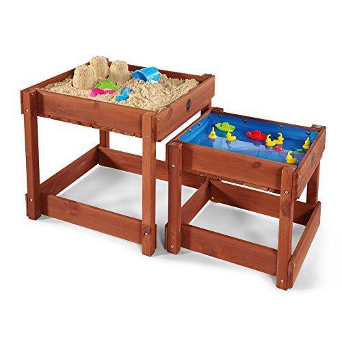 """Preisvergleich Produktbild Plum Sand- und Wassertisch """"Strand & Wasser"""" 2er-Set"""