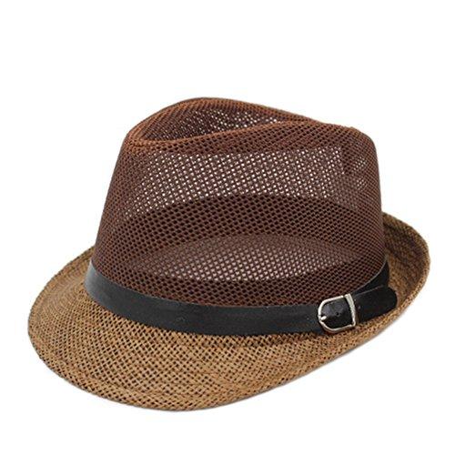 Chapeaux pour les hommes et les femmes/Chapeau d'été/ chapeau respirante/adolescent britannique chapeau Voyage en plein air/ Sun chapeau d'été/ Sir chapeau de paille C