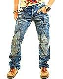 Cipo & Baxx Jeans C-894 Gr. 34W/32L, Blue - Blue