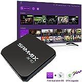 [2017 New SAMMIX R95] TV BOX Amlogic S905X 64bit Quad-core Android 6.0 Smart TV Box HDMI 2.0b 1G/8G Supports 3D 4K WIFI …