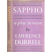 Sappho. A play in verse.