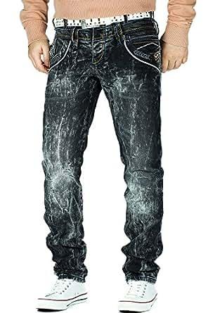 Cipo & Baxx Herren Jeans CD308 W30/L32