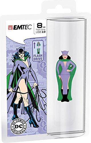 emtec-super-heroes-catwoman-sh103-memoria-8-gb-usb-20-nero