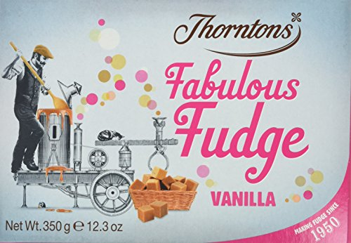 Thorntons Vanilla Fudge Box 350 g