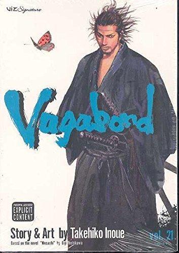 Vagabond, Vol. 21 by Takehiko Inoue (2006-06-20) par Takehiko Inoue