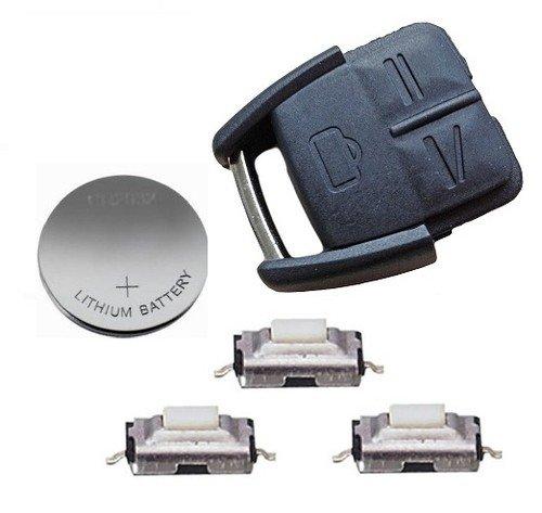 DIY Reparatur kit für Vauxhall/Opel Vectra C Omega Modernisierung Fernbedienung