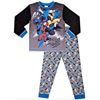 Boys Power Rangers Long Pyjamas 3 to 10 Years w18