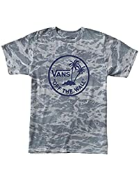 Vans Herren, Kurzarm Shirt, BACKWASHED