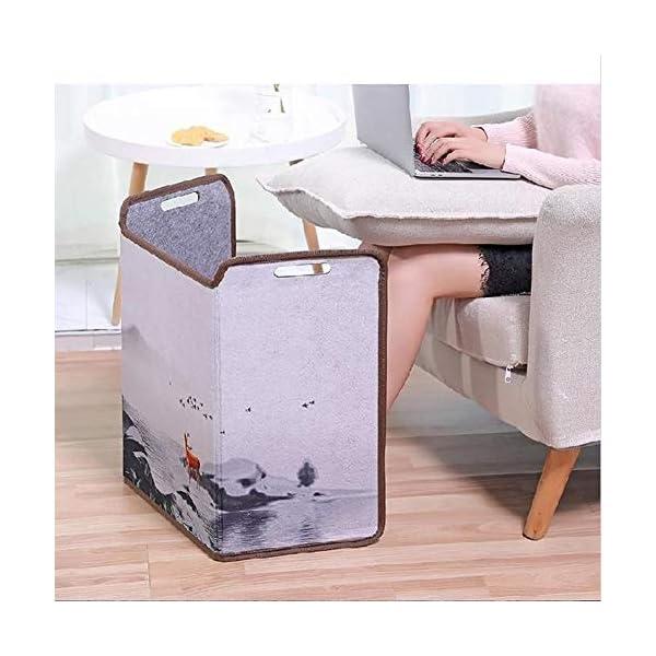 SH-JTL Calienta Pies Calentador Eléctrico Calor Rápido 3 Niveles de Temperatura 3h Apagado automático Plegable Apagado… 3