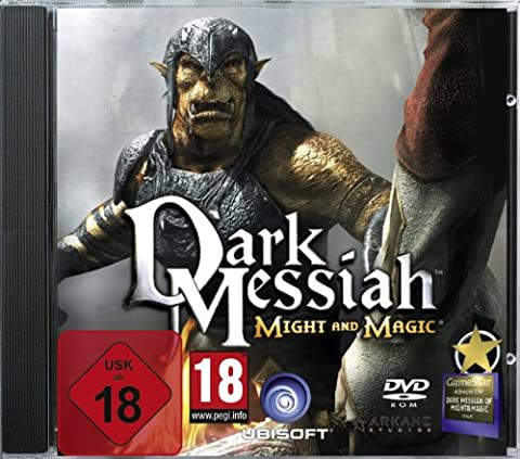 Dark Messiah Pc Dvd - Dark Messiah of Might & Magic [Software