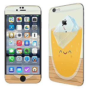 Theskinmantra Ice tea SKIN/STICKER for Apple Iphone 6S Plus