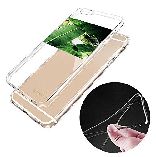 Iphone 7plus Hülle Niedlich Katze Welpe Erdbeere Marmor Silikon TPU Schutzhülle Ultradünnen Case Schutz Hülle für iPhone 7plus YM50