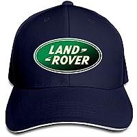 huseki Land Rover Logo Adjustable Snapback Peaked Cap Béisbol Hats Marina