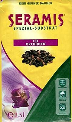 Seramis Ton-Granulat für Orchideen, Spezial-Substrat von Seramis - Du und dein Garten