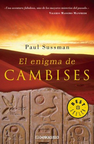 El enigma de Cambises por Paul Sussman