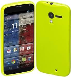 ULTRA SLIM Cimo Motorola Moto X TPU antidérapante Vert