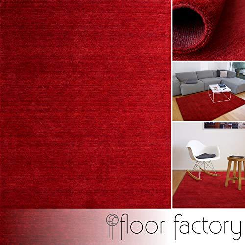 Floor factory Alfombra Gabbeh Karma roja 120x170 cm