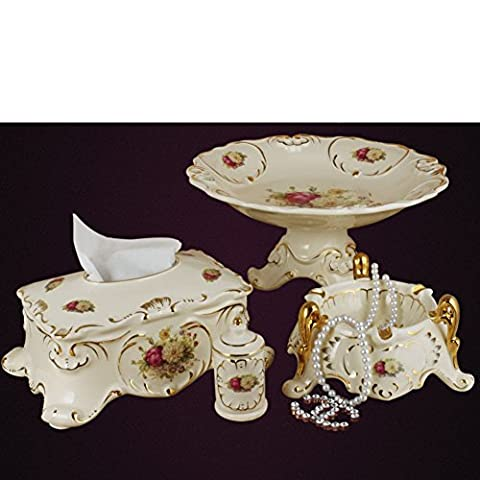 wedding gifts/ the hotel continental fruit and ashtray toothpick/tissue box/[Alessi ashtray]/Ornament decoration set-A