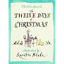 The Twelve Days of Christmas by John Julius Norwich (2010-11-02)