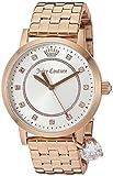 Juicy Couture Women's 'Socialite' Quartz Gold Automatic Watch(Model: 1901476)
